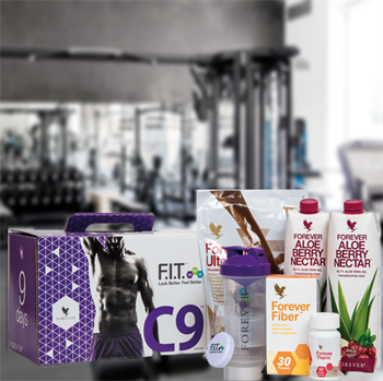 C9 FOREVER ALOE BERRY NECTAR™– CHOCOLATE et komplet program