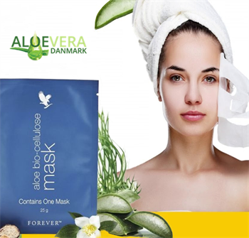 ALOE BIO-CELLULOSE MASK 5 stk.